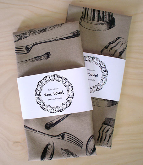 Tea Towels by States of Nature