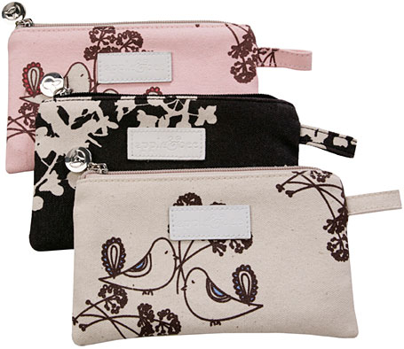 Small Make-Up bag by Apple and Bee
