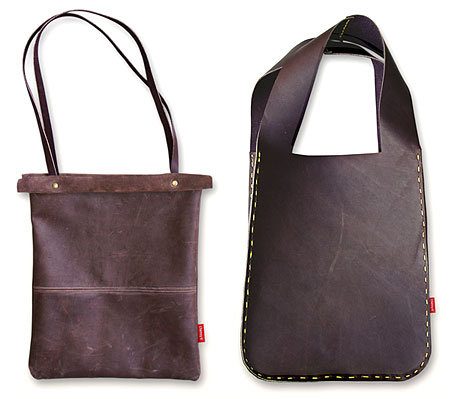 Ripe and Forever Leather Handbags by Chenny K