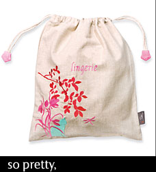 Lingerie bag - Il Gatto from MOZI