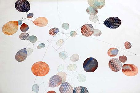 Saltwater III by Sydney-based artist Jade Oakley