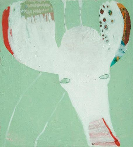 Janis by Australian contemporary artist Karlee Rawkins