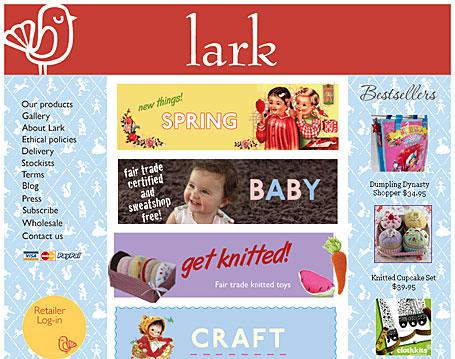 Lark screenshot