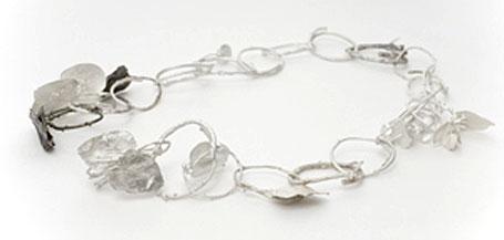 Gum Twig Chain, 2007, by Marian Hosking
