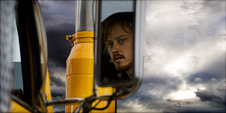 Thomas (Michael Dorman) - Still from new Australian film Prime Mover
