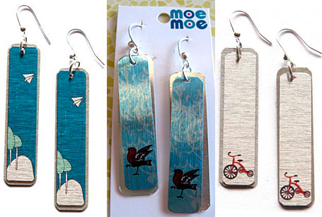 Moe Moe earrings