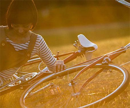 Spoke + Spool casual fashion for cyclists