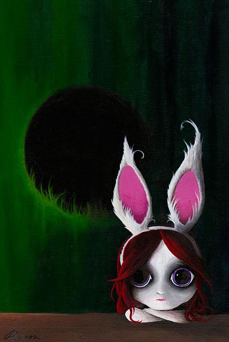 What White Rabbit? by Rhiannon Mowat