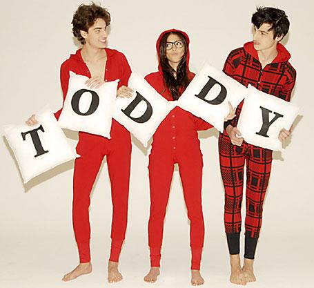 Toddy Sleepwear long johns