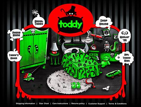 Toddy screenshot