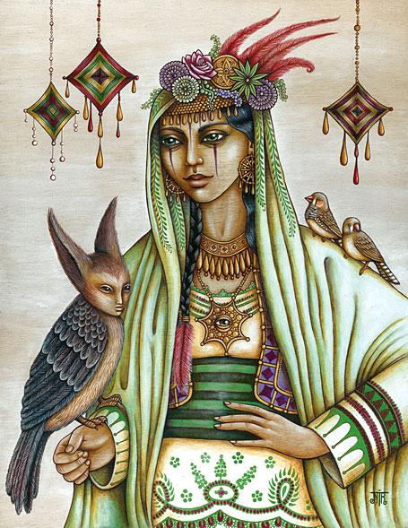 Drabarni by Nadia Turner (Wayward Harper)