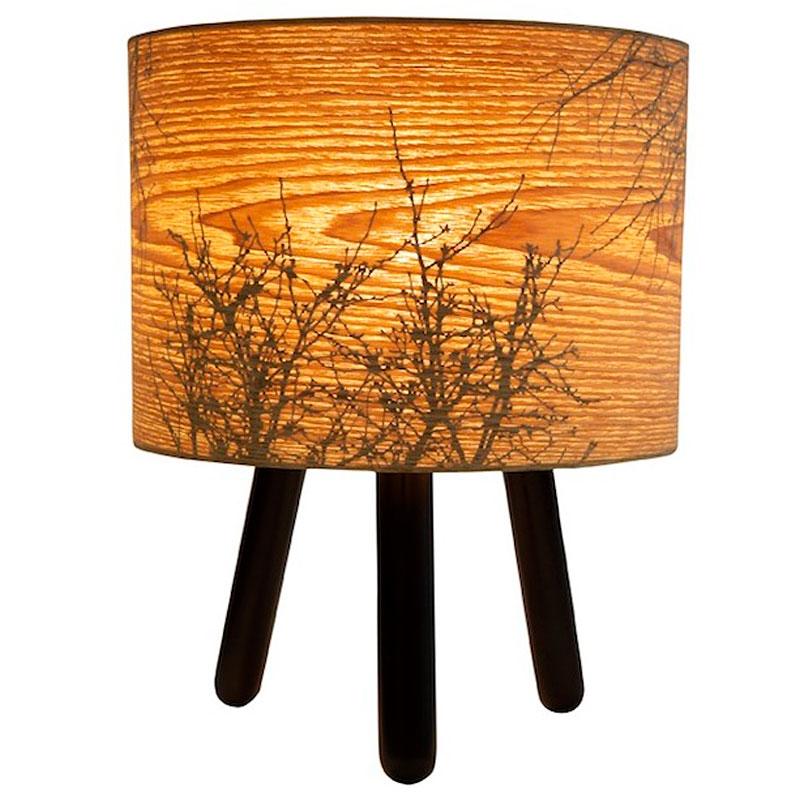 Black autumn table lamp indie art design black autumn table lamp designed in australia by micky stevie aloadofball Choice Image