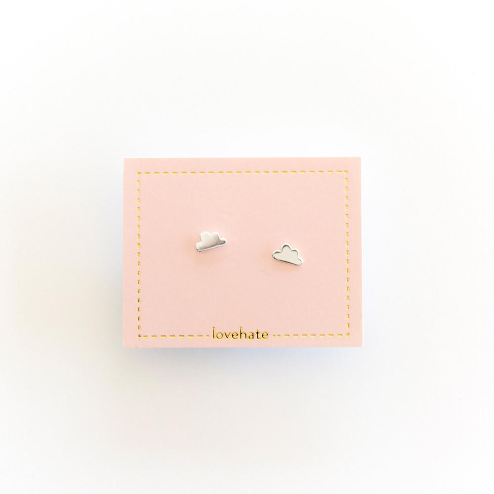 andino fxkn jewellery childrens photo stud earrings gold