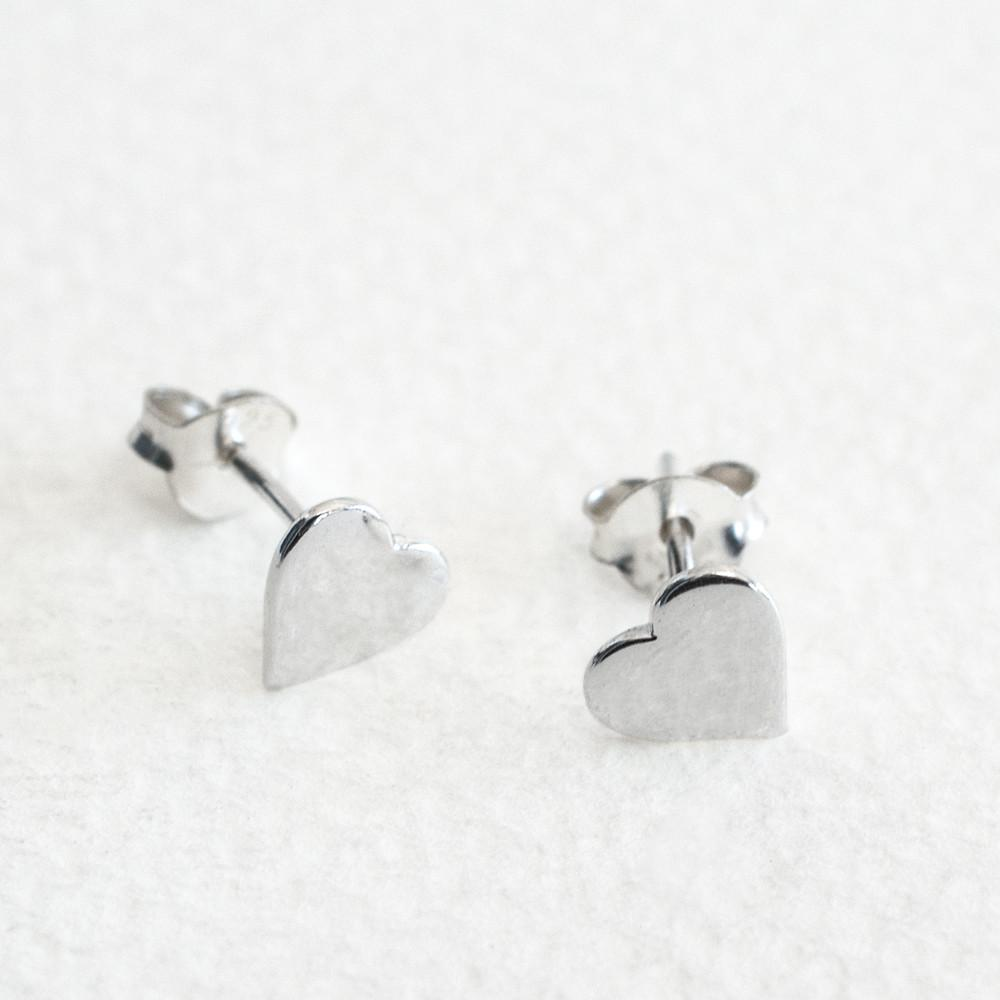sterling jewelry kids petite je puppy bone az stud silver childrens earrings dog appl bling