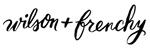 Wilson & Frenchy logo