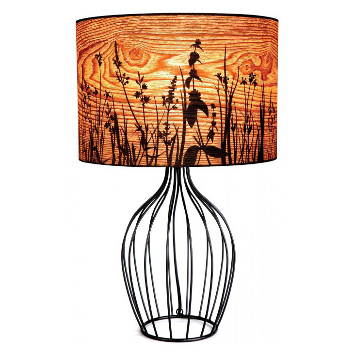 Meadow wire table lamp indie art design meadow wire table lamp designed in australia by micky stevie greentooth Choice Image