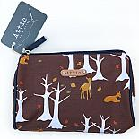 Patsy Washer Bag Forest by Attic Accessories