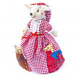 Three Little Pigs 3-Way Storybook Doll (Large) designed in Australia by Growing World