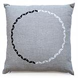 Circle Cushion made in Australia by me and amber