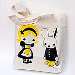 Alice Tote Bag by Sonia Brit Designs for Bob Boutique