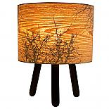 Black Autumn Table Lamp designed in Australia by Micky & Stevie