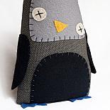Carmelita the Penguin Softie by herbert & friends