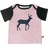Red Deer T-shirt designed in Australia by and the little dog laughed