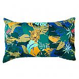 Jungle Reversible Pillowcase Front designed in Melbourne by Goosebumps