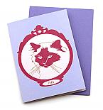 Inka Greeting Card by Non-Fiction