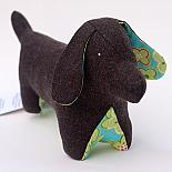 Little Dog softie by Two Little Banshees