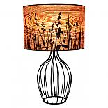 Meadow Wire Table Lamp designed in Australia by Micky & Stevie