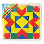 Mosaic Puzzle with instructions designed in Australia by Fun Factory