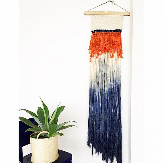 Sustainable Timber Art Hanger 50cm Width designed and made in Australia by One Two Tree & Laikonik