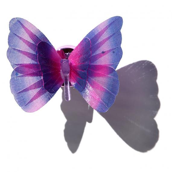 Butterfly Magic Purple Light designed in Australia by Delight Decor