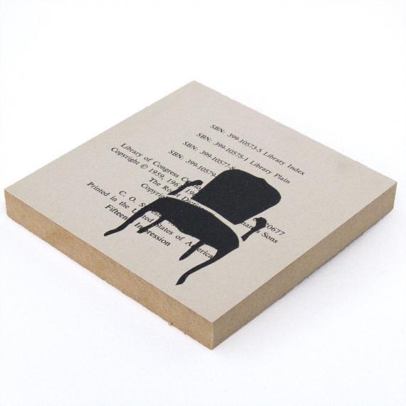Chair Artwork Square Black Indie Art Amp Design