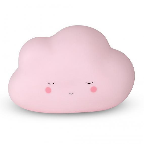 Cloud Little Light - Pink - designed in Australia by delight decor
