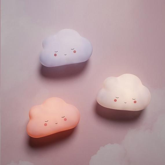 Cloud Little Light - White - designed in Australia by delight decor