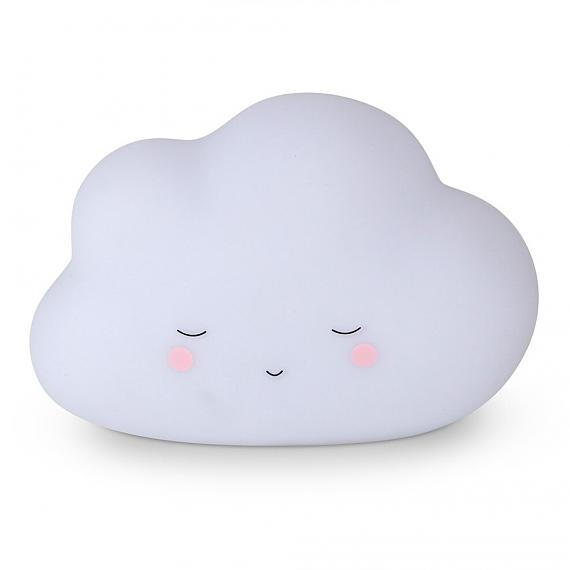 Cloud Little Light - White - designed in Australia by delight decor