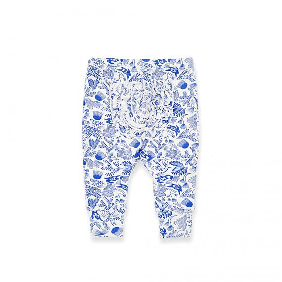 Pretty Floral Leggings designed in Australia by Wilson & Frenchy