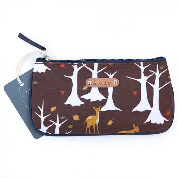 Josie Washer Bag Forest by Attic Accessories