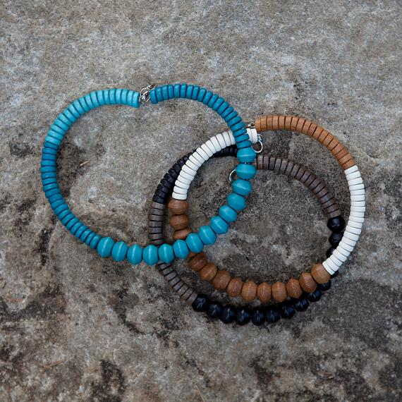 Mrytle Short Necklaces - designed in Australia by mooku