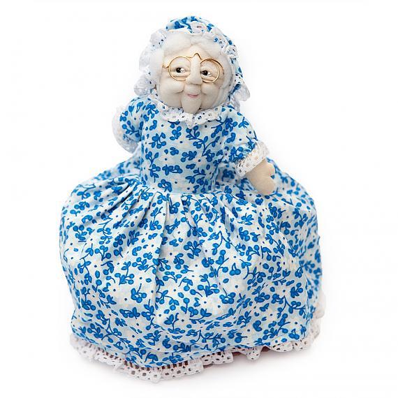 Red Riding Hood 3-Way Storybook Doll (Small) - Granny