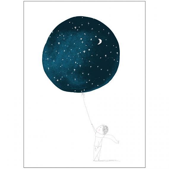 Starlight A4 Print