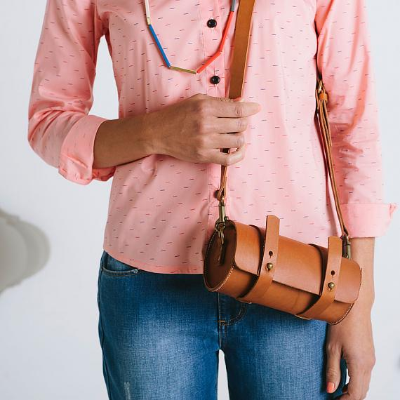 Roll Bag Handbag designed in Australia by Love Hate