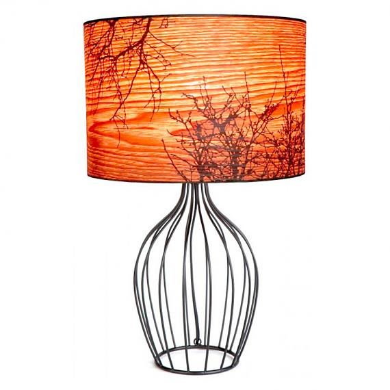 Long Autumn Table Lamp - designed in Sydney by Micky & Stevie