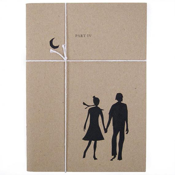 Couple Notebook by me and amber