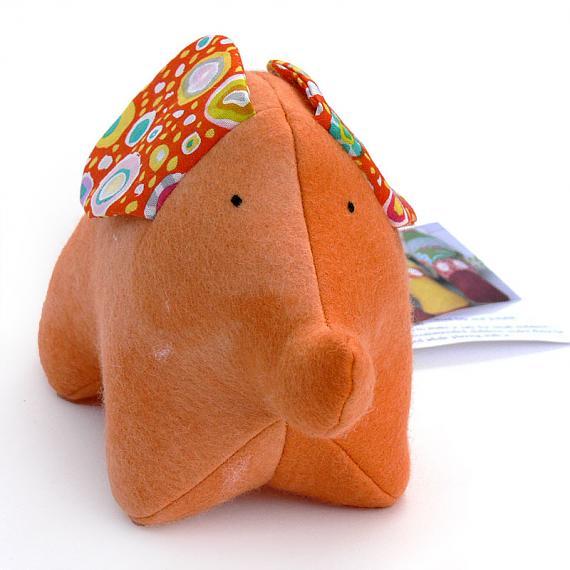 Orange Elephant Indie Art Amp Design