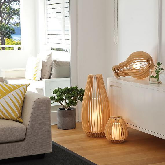 Ply Lamp collection designed in Australia by Micky & Stevie