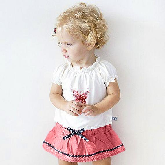 Raspberry Red Check Tutu Romper designed in Australia by and the little dog laughed