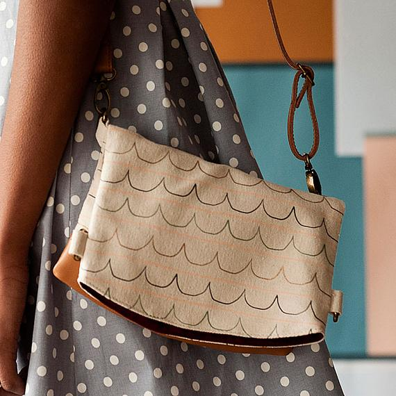 Petite Two Way Bag Mmm's by LoveHate